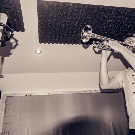Trumpet time