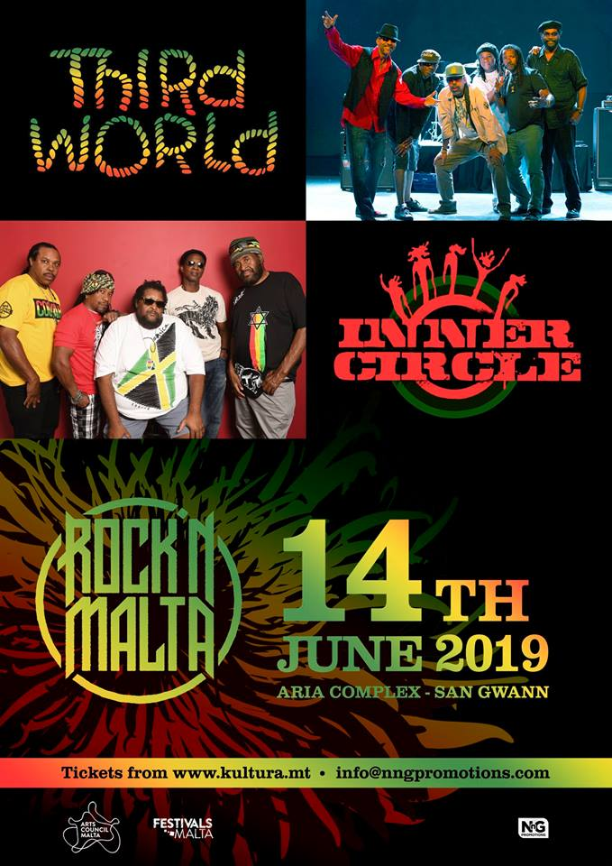 third world & inner circle in MALTA